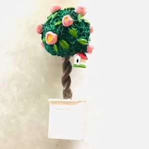 VTGE Mary Engelbreit ME Miniature Flower Tree